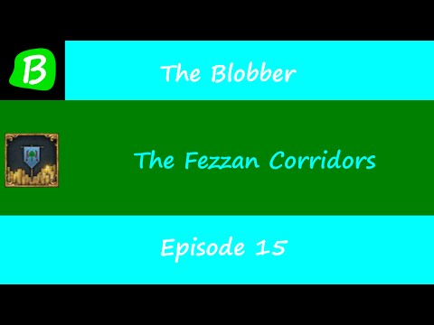 Let's Play Europa Universalis IV - Fezzan Corridors - Episode 15