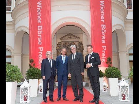 Wiener Börse Preis 2017: Oscar der Finanzwelt geht an voestalpine