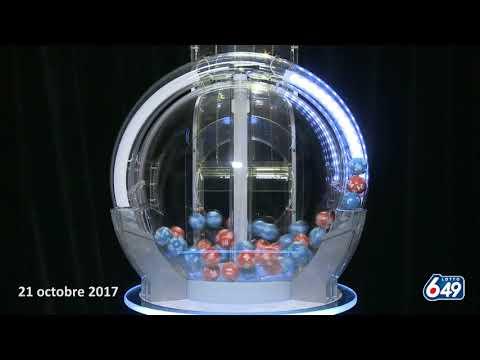 Lotto 6/49 - Tirage du 21 octobre 2017