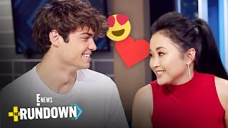 Noah Centineo & Lana Condor Get Flirty   The Rundown   E! News