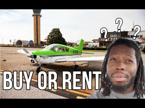 Join A Flying Club Or Buy My Own Airplane