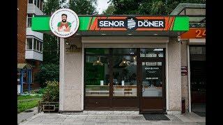 Гриль Кафе Senor Doner   презентация франшизы