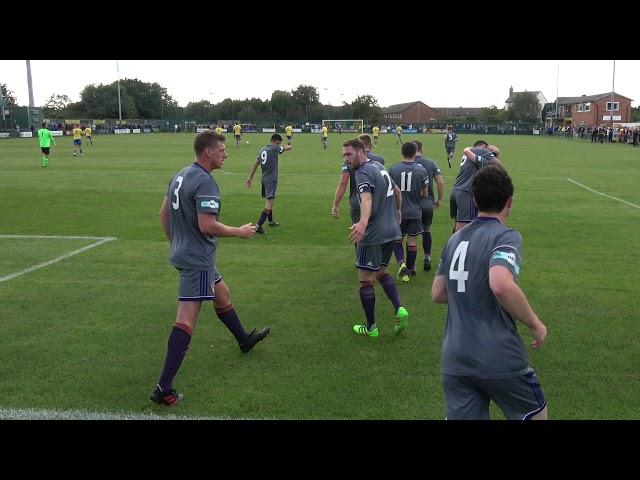 WARRINGTON TOWN FC v CITY OF LIVERPOOL FC (7/9/19)