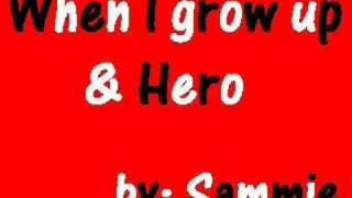 Watch Sammie Hero video