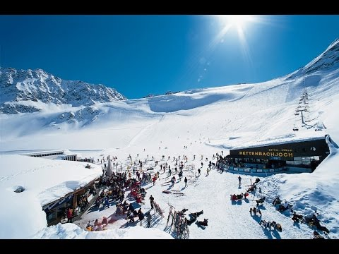 The best ski resorts in Austria TOP
