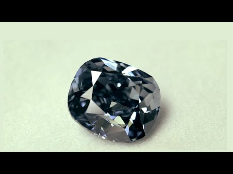 The Blue Moon Diamond by Ehud Arye Laniado Chairman of Cora International LCC