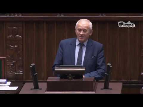 Krzysztof Tchórzewski – wystąpienie z 11 stycznia 2018 r.