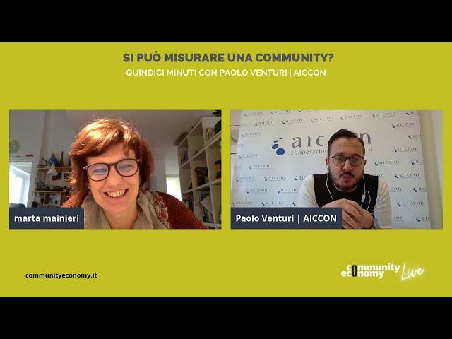 Ep. 8 | Paolo Venturi | Direttore AICCON