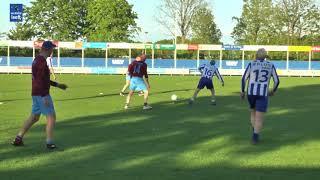 Introductie wandelvoetbal bij USV