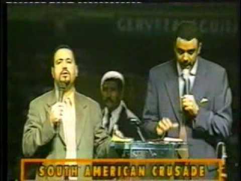 SOUTH AMERICAN Crusade Barranquia Columbia Jan 30   Feb 3, 2000   Movie 01