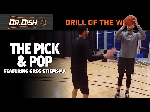 Ball Screen Options with Greg Stiemsma (Part 1: Pick and Pop)