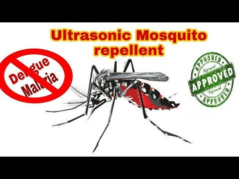 "Best MOSQUITO REPELLENT| Anti Mosquito SOUND| MOSQUITOES | Antimosquitos | DENGU|Zika ""HINDI"""