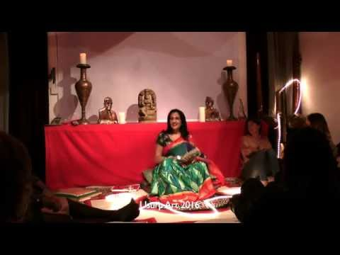 Storytelling - Of lust, lies and liabilities...Seema Anand at Usurp Art