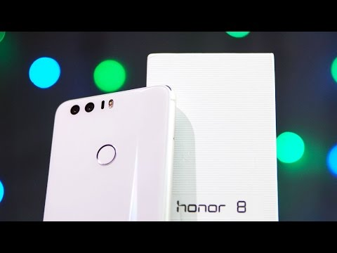 Honor 8 - Unboxing & Hands On!