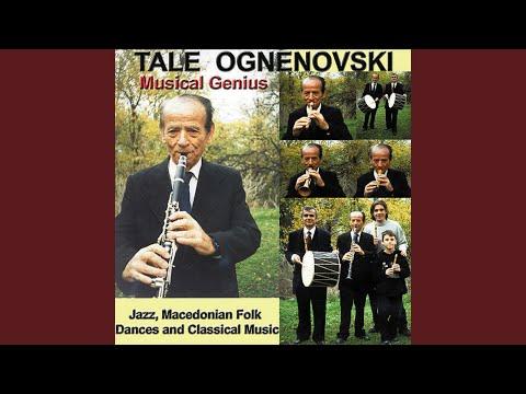 Tale Ognenovski Jazz Composition No. 1