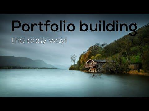 Landscape Photography Portfolio Building The Easy Way -  Landscape Photography