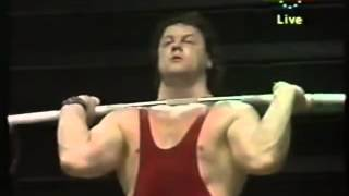 Aleksandr Kurlovich - 1992 Olympic Games.