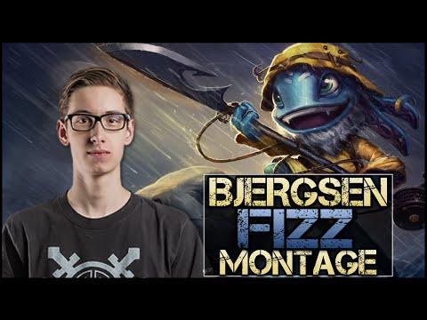 Bjergsen Montage - Best Fizz Plays