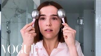 Zoey Deutch's Makeup Guide for Acne-Prone Skin | Beauty Secrets | Vogue