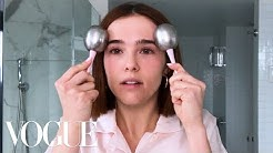 Zoey Deutch's Makeup Guide for Acne-Prone Skin | Beauty Secrets | Vogue
