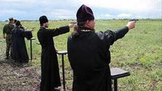 Снова Русь на Кресте распятая...