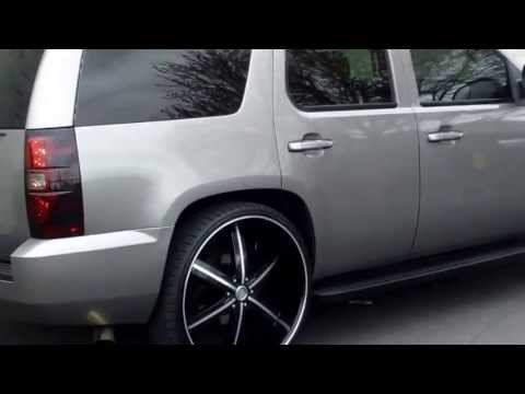 Chevrolet Tahoe 28's - YouTube