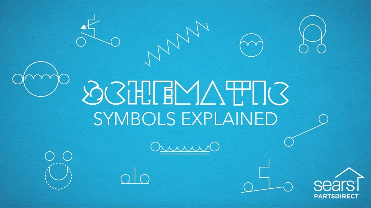 Wiring Schematic Symbols Explained Youtube