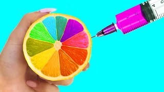 10 Food Hacks You Need To Know! Testing Viral Life Hacks!