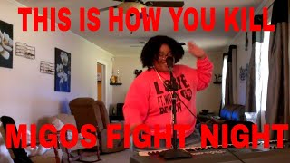 THIS IS HOW YOU KILL MIGOS FIGHT NIGHT INSTRUMENTAL 1PROMISE REMIX