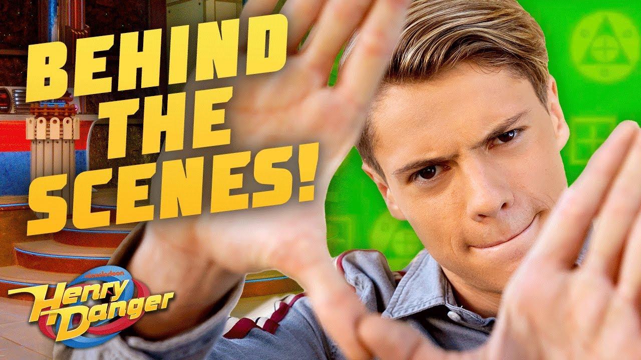 Most SECRET Henry Danger Behind The Scenes Facts!   Henry Danger