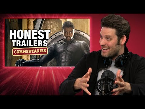 Honest Trailers Commentary - Black Panther