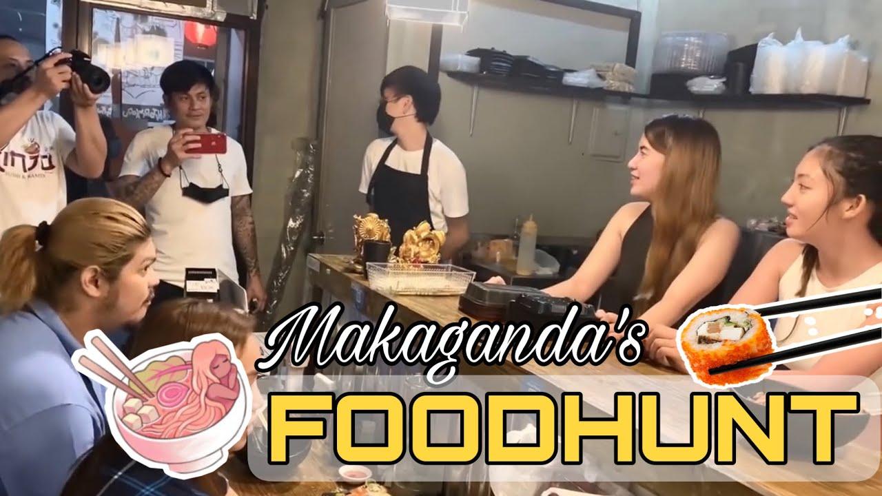 FOODHUNT: Kinjo Sushi & Ramen ( ANG GAGWAPO NG CREW )