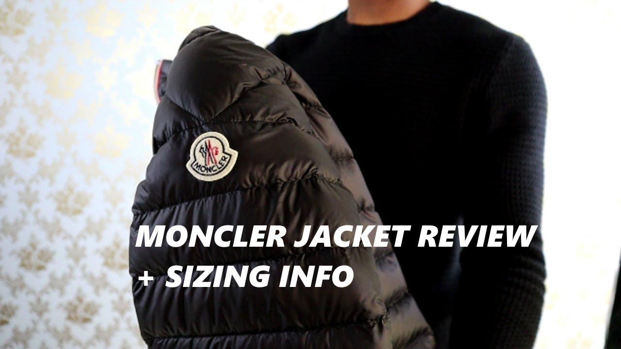 1ba0dca3c Moncler Daniel Jacket Review and Moncler Sizing Info