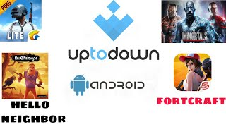 Gambar cover How to download uptodown app for Android apk