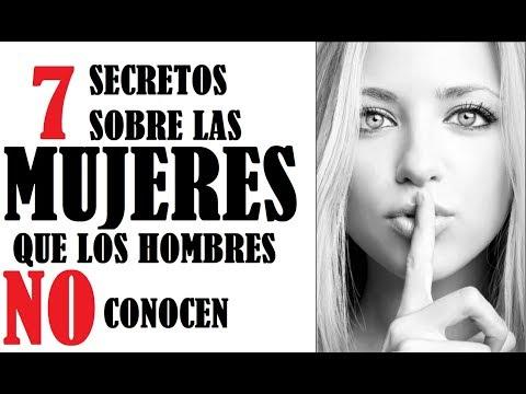 7 Secretos Sobre Las Mujeres Que Los Hombres NO Conocen