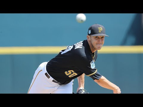 Jameson Taillon's Pitching Repertoire