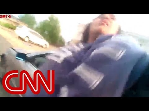 Alabama police chief 'disgusted' by arrest video