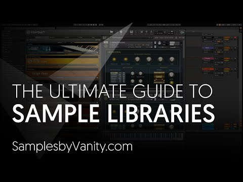 The Ultimate Sample Library Organisational Philosophy + Free Library Download