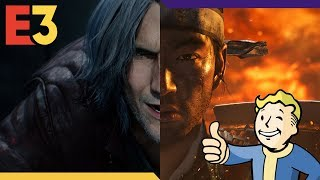 Top 10 - Games of E3 2018