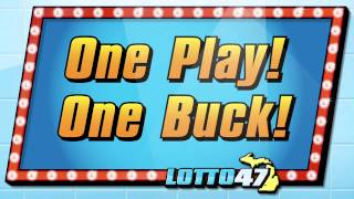 How To Play Lotto 47 with EZ Match- Express Video