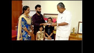 Kerala man donates Rs 1 lakh lottery winnings to CM's relief fund