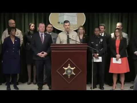 474 Arrested, 28 Sexually Exploited Children Rescued During Human Trafficking Operation: California