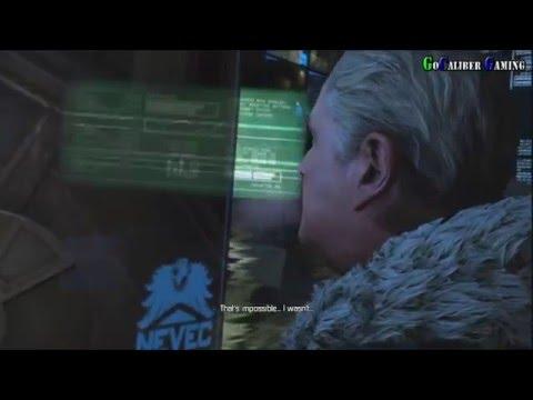 Lost Planet 3 Walkthrough - Cutscenes Movie Cinematic Gallery w/ Message Scenes