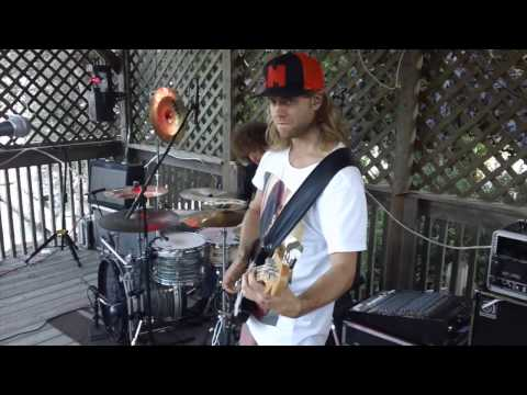 Roster McCabe - Virtual Insanity (Jamiroquai cover) 7.20.2013