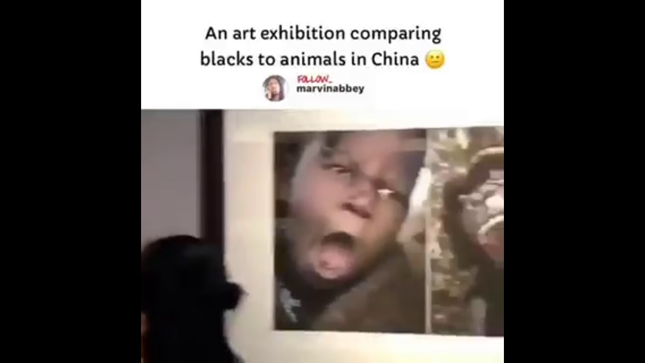 On today's episode...How China treats black people