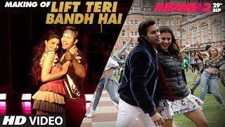 Making:Lift Teri Bandh Hai | Judwaa 2 | Varun | Jacqueline | Taapsee | Anu Malik