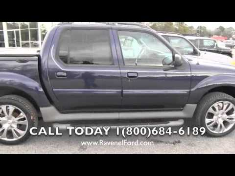 2003 Ford Explorer Sport Trac Xlt Review Charleston
