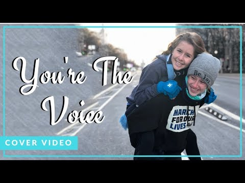*March For Our Lives Special* You're The Voice - John Farnham (Cover by Ky Baldwin)