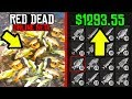 SECRET MONEY MAKING SPOT YOU NEED TO VISIT in Red Dead Online! Easy Money Making RDR2! Money Glitch