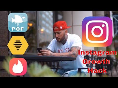 dating apps using instagram